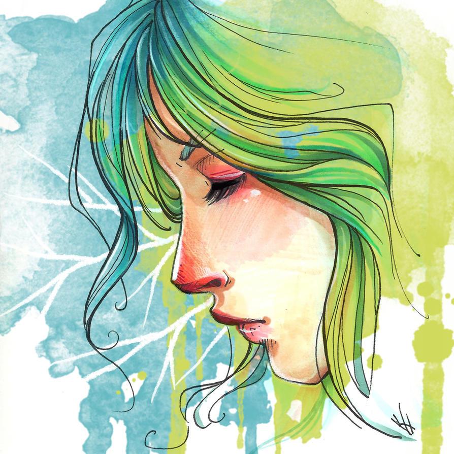 Life Spirit by Elentori