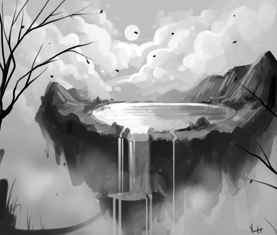 Land of Mist by Elentori