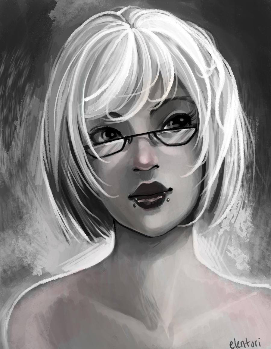 Blanca by Elentori