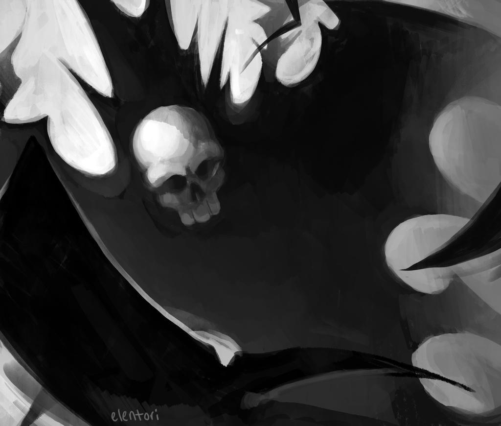 Lord Death by Elentori