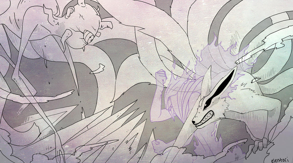 The Final Battle by Elentori