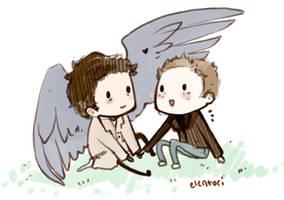 My Angel by Elentori
