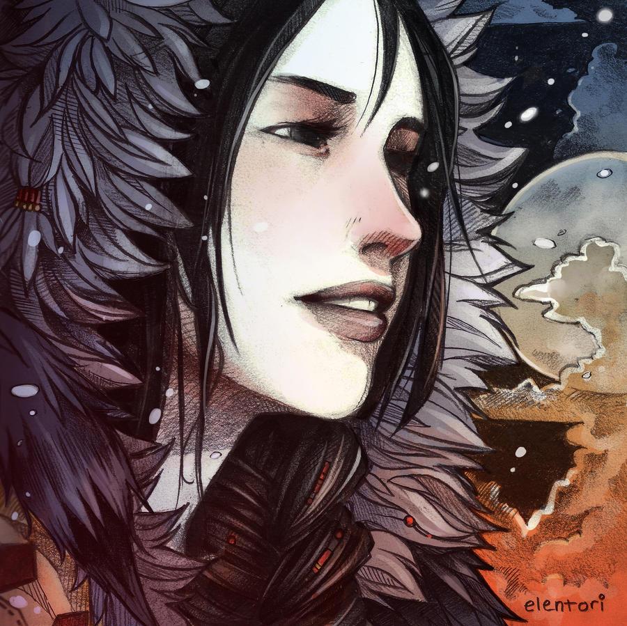 Moon Dancer by Elentori