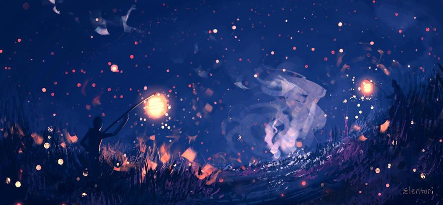 Star Catcher by Elentori
