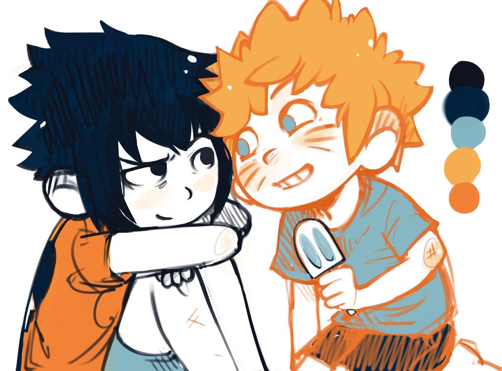 gay sasuke Naruto and