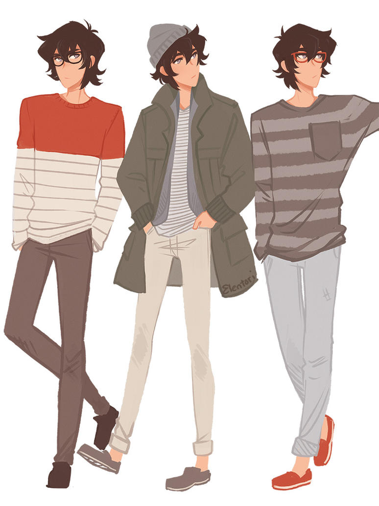 Keith Random Fashion By Elentori On Deviantart