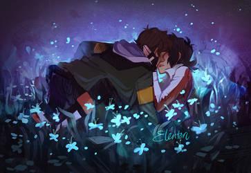 Lay Me Down  by Elentori