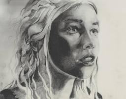 Daenerys Targaryen by Lisa4art