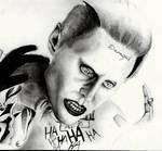 Joker Suicide squad by Lisa4art