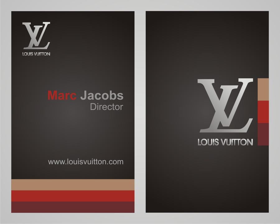 name card designvugraphic on deviantart