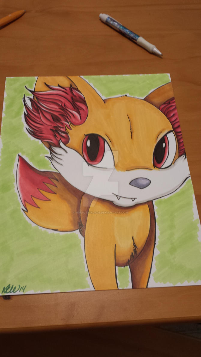 fenneken by Purpleninja79