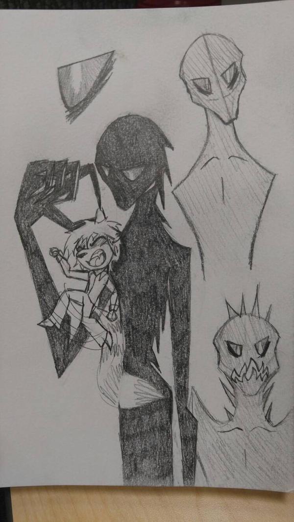 New character concept. No name yet. by mizukiiuchiha