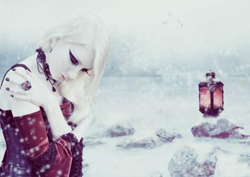 Frozen Tears by Idunaya