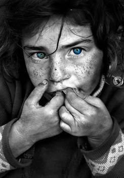 she in eyes..