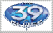 The 39 Clues stamp by Otaku-Mookers