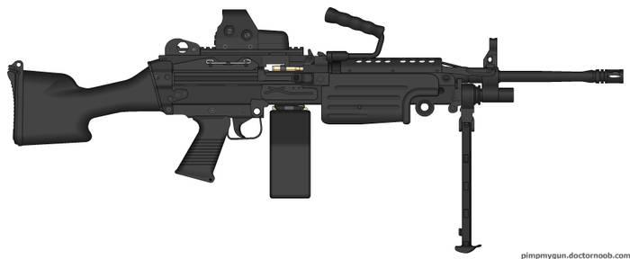 M249 Mounted