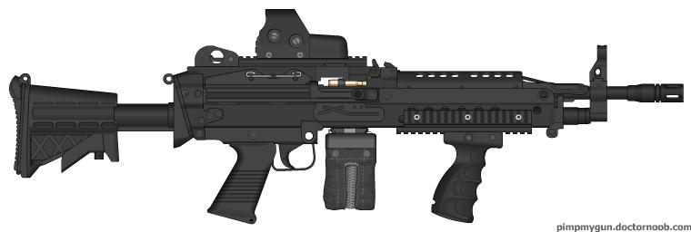 M249 Tactical