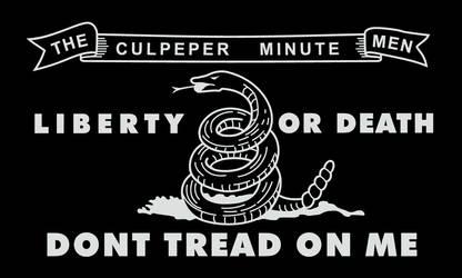 The Invert Culpeper Minute Men