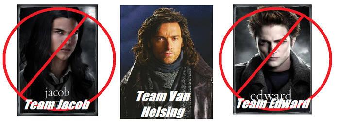 Team Van Helsing