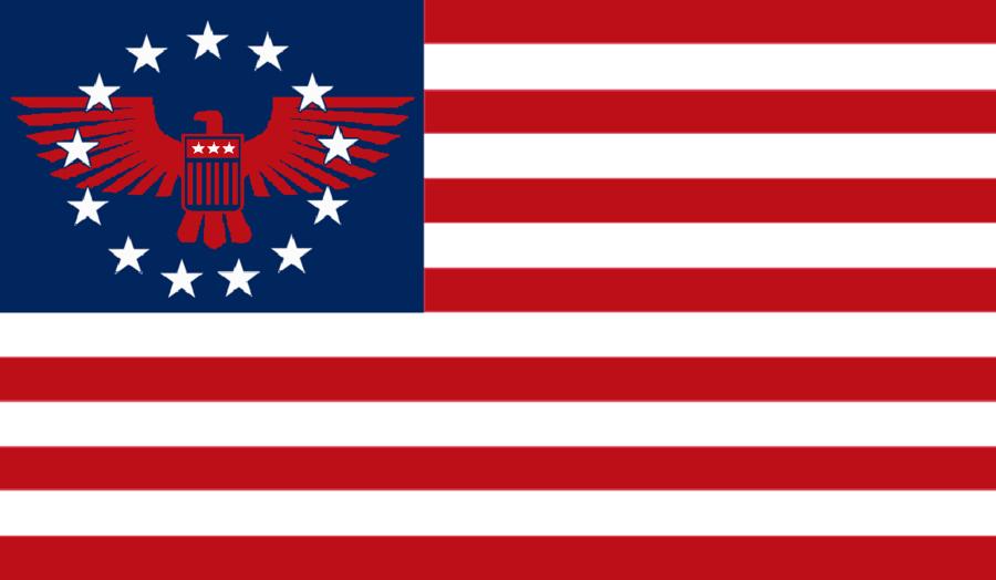 Flags American ...