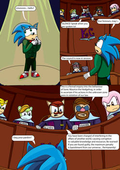 Sonic Freedom Files: Bitter Truths Page 6 by SkippyP008