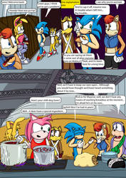 Sonic Freedom Files: Bitter Truths Page 8 by SkippyP008