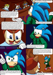 Sonic Freedom Files: Bitter Truths Page 9 by SkippyP008