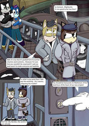 Sonic Freedom Files: Bitter Truths Page 10 by SkippyP008