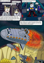 Sonic Freedom Files: Bitter Truths Page 13 by SkippyP008