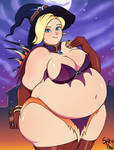 Mercy Witch Overwatch
