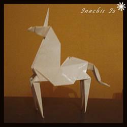 Unicorn by Inachis-Io