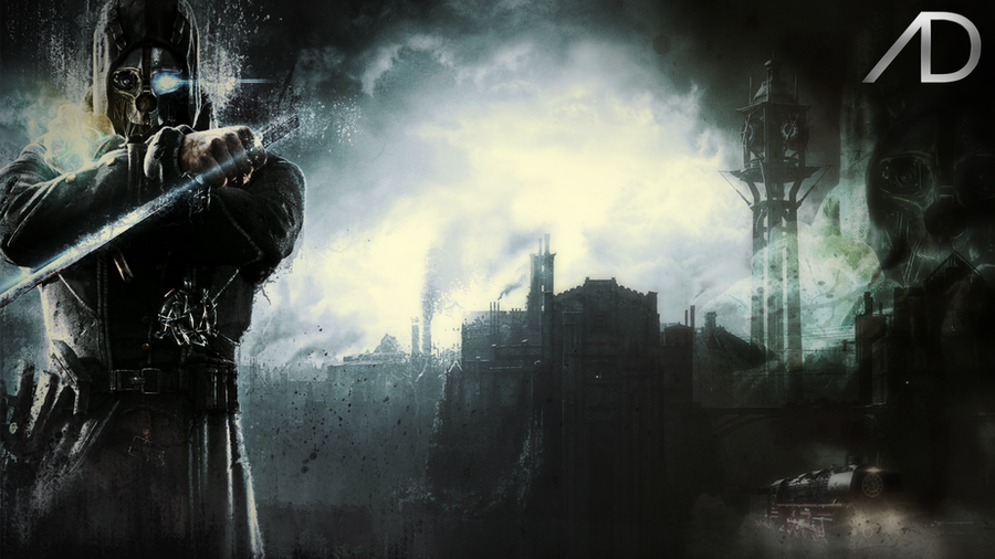 dishonored wallpaper by adesignsofficial on deviantart