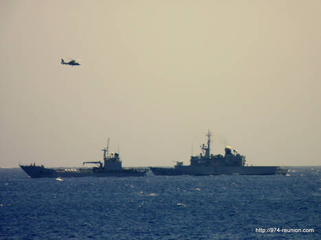 war in indian ocean?
