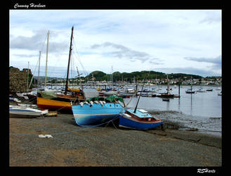 Conway Harbour by rsharts