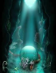 Underwater Pearl by US-Pixelstory