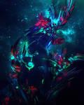Neon Cyborg