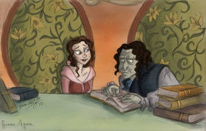 Rumbelle: Human Again by TottieWoodstock