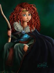 Brave by TottieWoodstock
