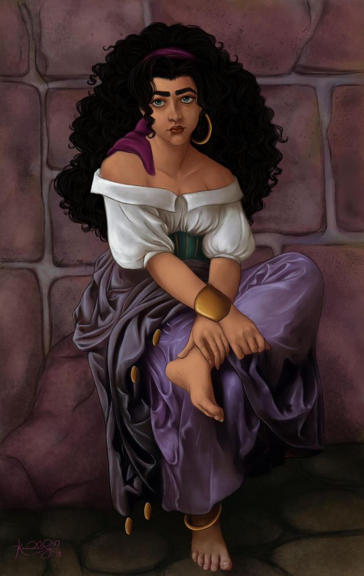 Esmeralda by TottieWoodstock