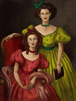 The Evil Step-Sisters