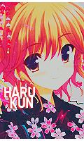 Haru kun v2 by Melondia