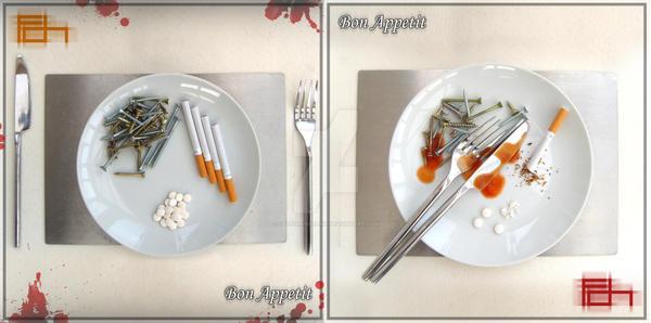 Bon Appetit by FatesDarkHand