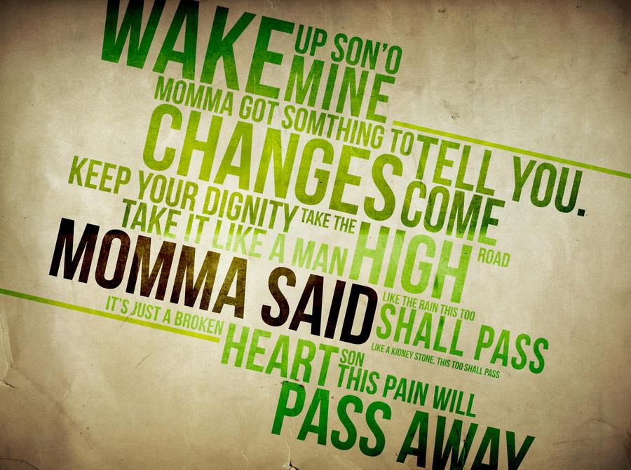 Lyric puscifer lyrics momma sed : Форумы портала WARFORGE > Исповедальня.