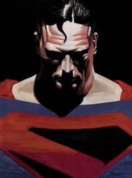 Superman by viiega