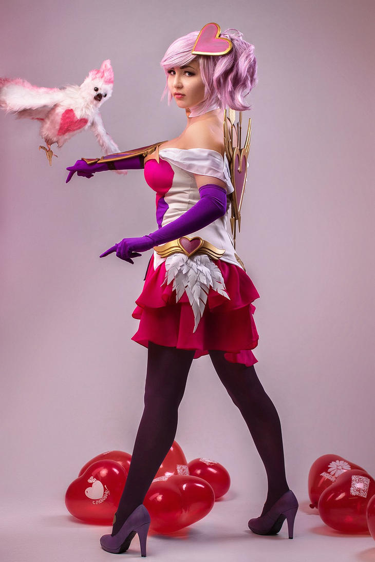 Heartseeker Quinn by Oyuka