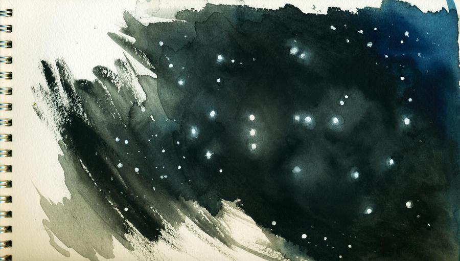 Carnet de Voyage.: Origins of the Universe by Gwendolyn12