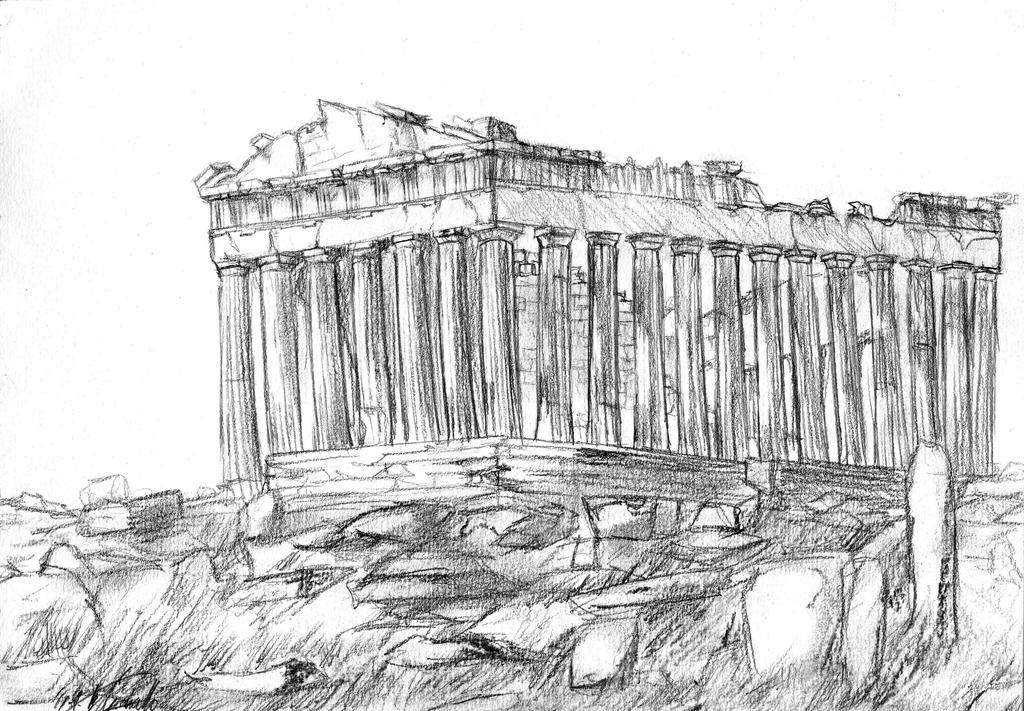 The Acropolis by Gwendolyn12