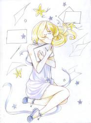 When The Stars Go Blue by VelCake