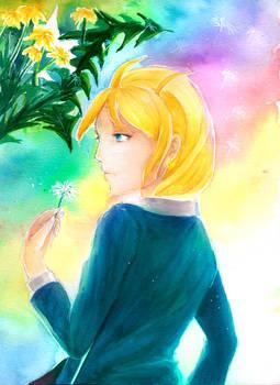 [Bonus Track] Dandelion of Hopefulness. Elrena.