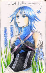 The Hyacinth of Regretfulness